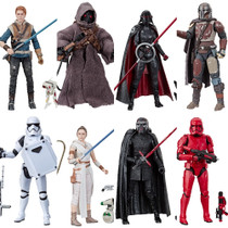 Black Series 6-inch Wave 22 Set of 8 Figures