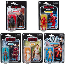 The Vintage Collection Wave 9 (ROS Wave 1) Set of 6 Figures
