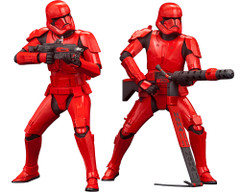 Sith Trooper 2-Pack ArtFX+ 1/10 Scale Statue