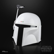 Boba Fett Prototype Armor Helmet Black Series [Damaged Box]
