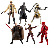 Black Series 6-inch Wave 24 Case of 8 Figures