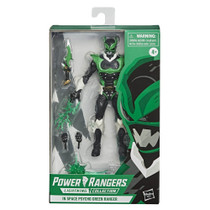 Power Rangers Lightning Collection Psycho Green Ranger in Space