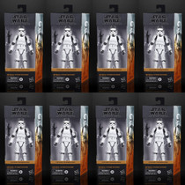 Black Series 6-inch Stormtrooper (New Articulation) Case of 8 Figures
