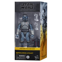 Black Series 6-inch Clone Wars Mandalorian Loyalist
