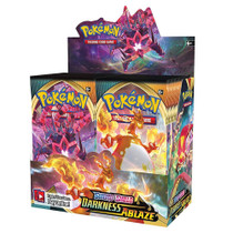 Pokemon Darkness Ablaze Booster Box (36 Packs)