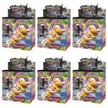 Pokemon Vivid Voltage Booster Boxes (Case of 6)