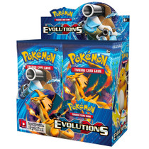 Pokemon Evolutions Booster Box (36 Packs)
