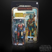 Black Series 6-inch Mandalorian Credit Collection: The Mandalorian