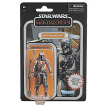 The Vintage Collection Carbonized The Mandalorian