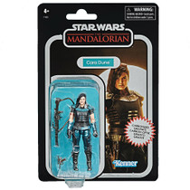 The Vintage Collection Carbonized Cara Dune (The Mandalorian)