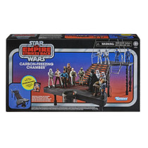 Vintage Collection Carbon-Freezing Chamber Playset with Stormtrooper