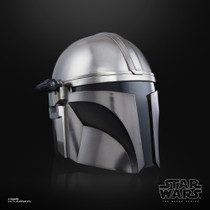 The Mandalorian Electronic Helmet