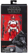 Black Series 6-inch Exclusive Clone Commander Fox (Clone Wars)
