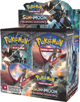 Pokemon Burning Shadows Booster Box (36 Packs)