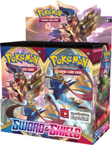 Pokemon Sword & Shield Booster Box (36 Packs)