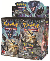 Pokemon Ultra Prism Booster Box (36 Packs)