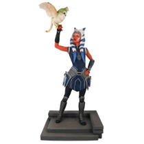 Ahsoka Tano Clone Wars Premier Collection Statue