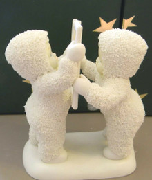 YOU'VE GOT THE CUTEST LITTLE BABY FACE # 68933 DEPT 56 retired SNOWBABIES