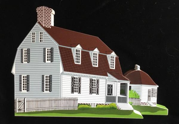 TAYLOE HOUSE WILLIAMSBURG VA