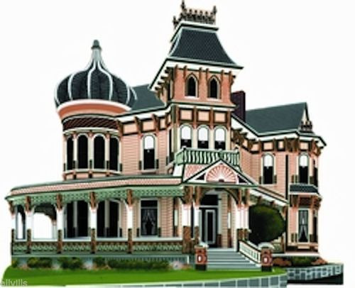 MOREY MANSION