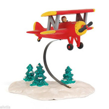 Spirit of Snow Village Airplane #54402