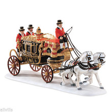 QUEEN'S PARLIAMENTARY COACH