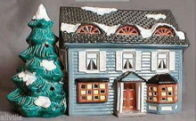 SPRINGFIELD HOUSE #50270 DEPT 56 RETIRED SNOW VILLAGE LOVELY TWO STORY with DORMERSS