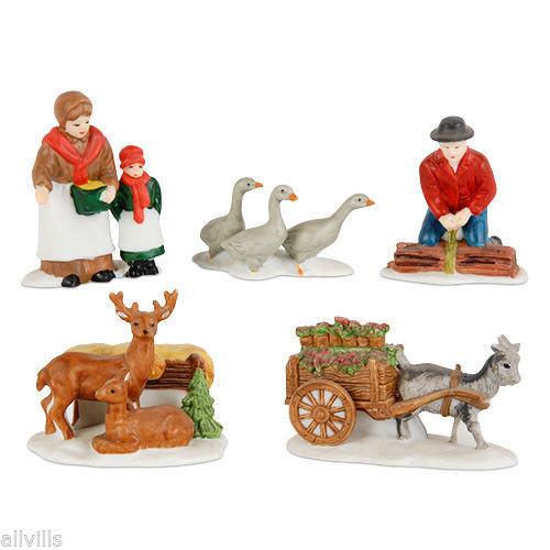 FARM PEOPLE & ANIMALS