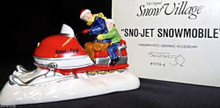 SNO-JET SNOWMOBILE #51594