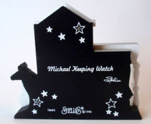 MICHAEL KEEPING WATCH - TSN02  Shelia's HEARTSVILLE Made in Charleston SC