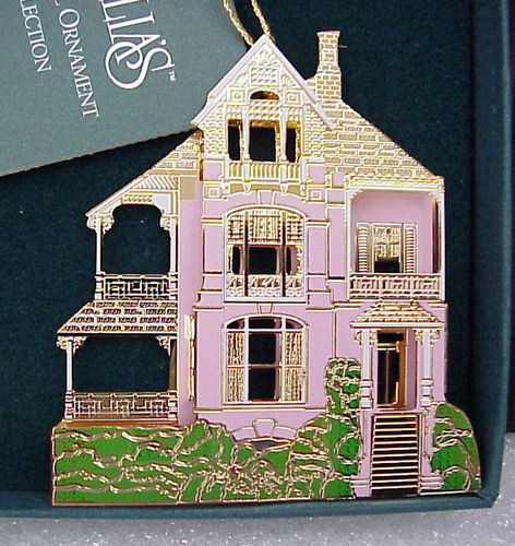Drayton House Historical Ornament