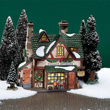 QUILLY'S ANTIQUES # 58348 ~  RARE ~ DEPT 56 - DICKENS VILLAGE SERIES