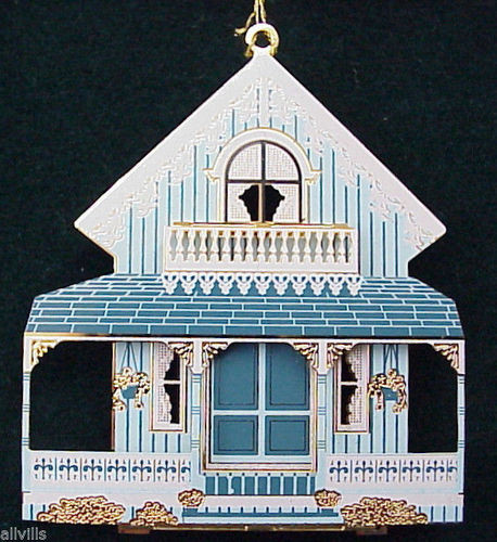 BLUE COTTAGE FIRST EDITION