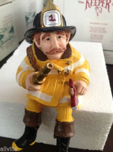 KEEPER OF FIREFIGHTERS