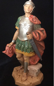 ALEXANDER THE CENTURION # 75508 FONTANINI 5 INCH HEIRLOOM NATIVITY BY ROMAN