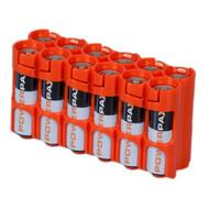 12 AA Bulk Orange.