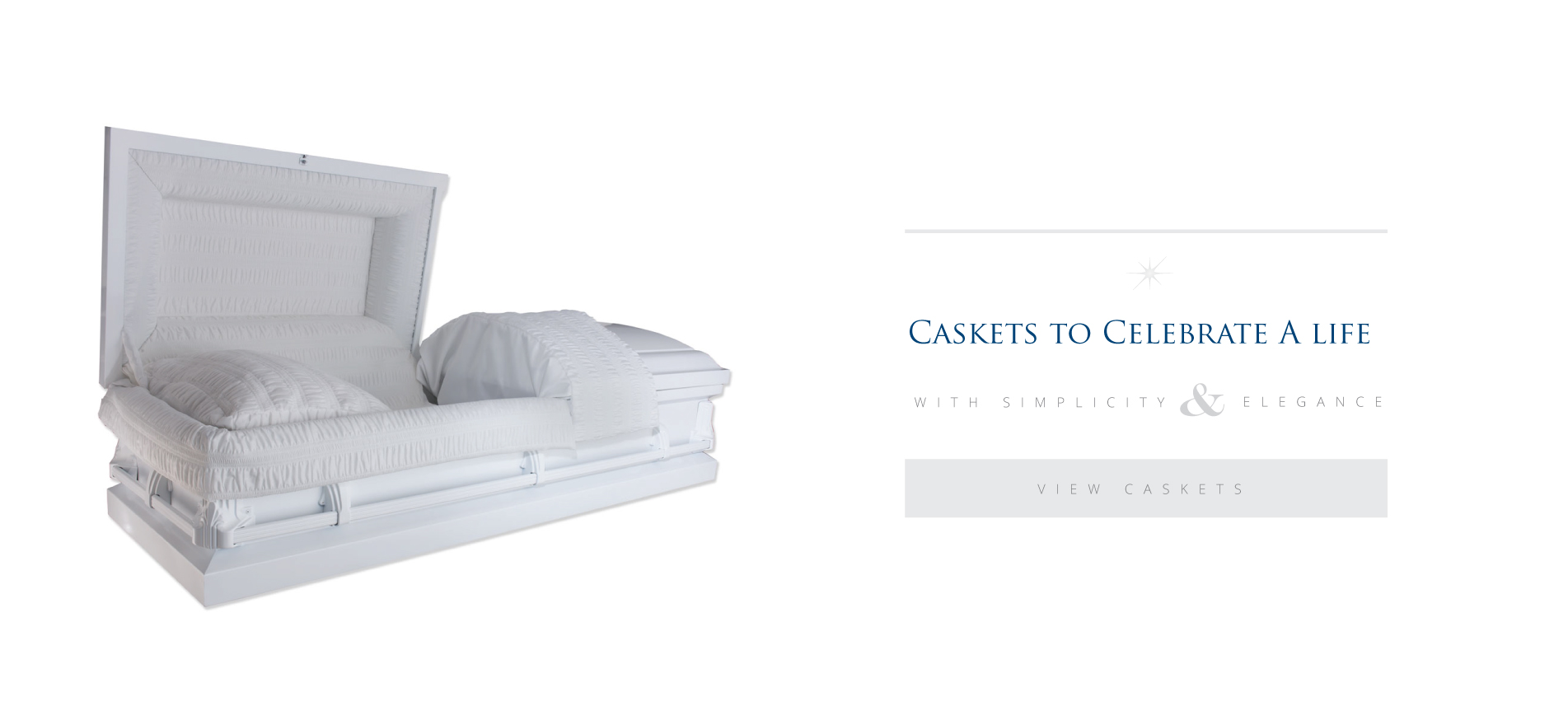 Casket Supplier Greenville, SC