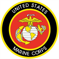 Casket Cap Panel | Marines