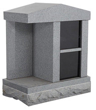 Grave Marker   Cremation   Gray