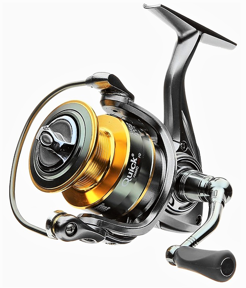 DAM QUICK AMMO 440 FD - Quality Front Drag Spinning Reels