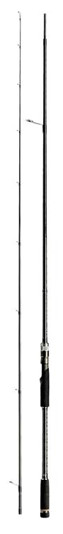DAM STEELPOWER BLACK SPIN 2.70m (40-80g) 6-10kg CARBON SALTWATER SPINNING RODS