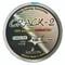 HERON CRACK-2-100% HIGH QUALITY BRAIDED LINE SPOOL - 0.11mm (15Lbs)/ 135m spool