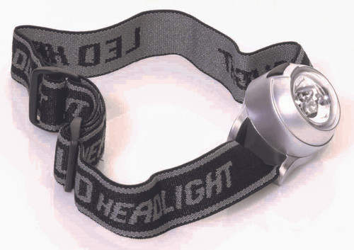 CARSON HEAD LAMP 3 LED ART.818