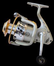 TEBEN SOOS 400 size 4000 Front Drag Spinning Reels