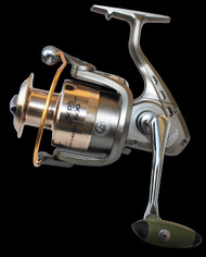 TEBEN SOOS 600 BB4+1 - QUALITY FRONT DRAG SPINNING REELS