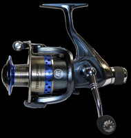TEBEN CHALLENGE PRO CPR 400 BB 8+1- High Quality Rear Drag Spinning Reels