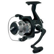 CARSON OCEANUS IX65 FRONT DRAG SPINNING REEL BIG GAME SIZE 6500 5 ball bearings (BB) Capacity: 270m of 0.40 mm Aluminium Spool, Spare graphite spool Micro adjustable, multi-disc front drag Gear Ratio: 4.1:1