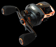 TEBEN TBC05 Multiplier BAITCASTING REEL SMALL SIZE 2500 6 ball bearings (BB) Capacity: 185m of 0.20 mm Aluminium Spool, Infinite anti-reverse Gear Ratio: 6.5:1