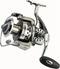 CARSON DOMINO 40FD FRONT DRAG SPINNING REEL MEDIUM SIZE 4000 4+1 ball bearings (BB) Capacity: 220m of 0.22 mm Aluminium Spool, Spare graphite spool Micro adjustable, multi-disc front drag Gear Ratio: 4.5:1