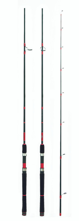 BARBETTA INNOVATION SPIN 2.10m (15-50g) 3-7kg Carbon Spinning Rods